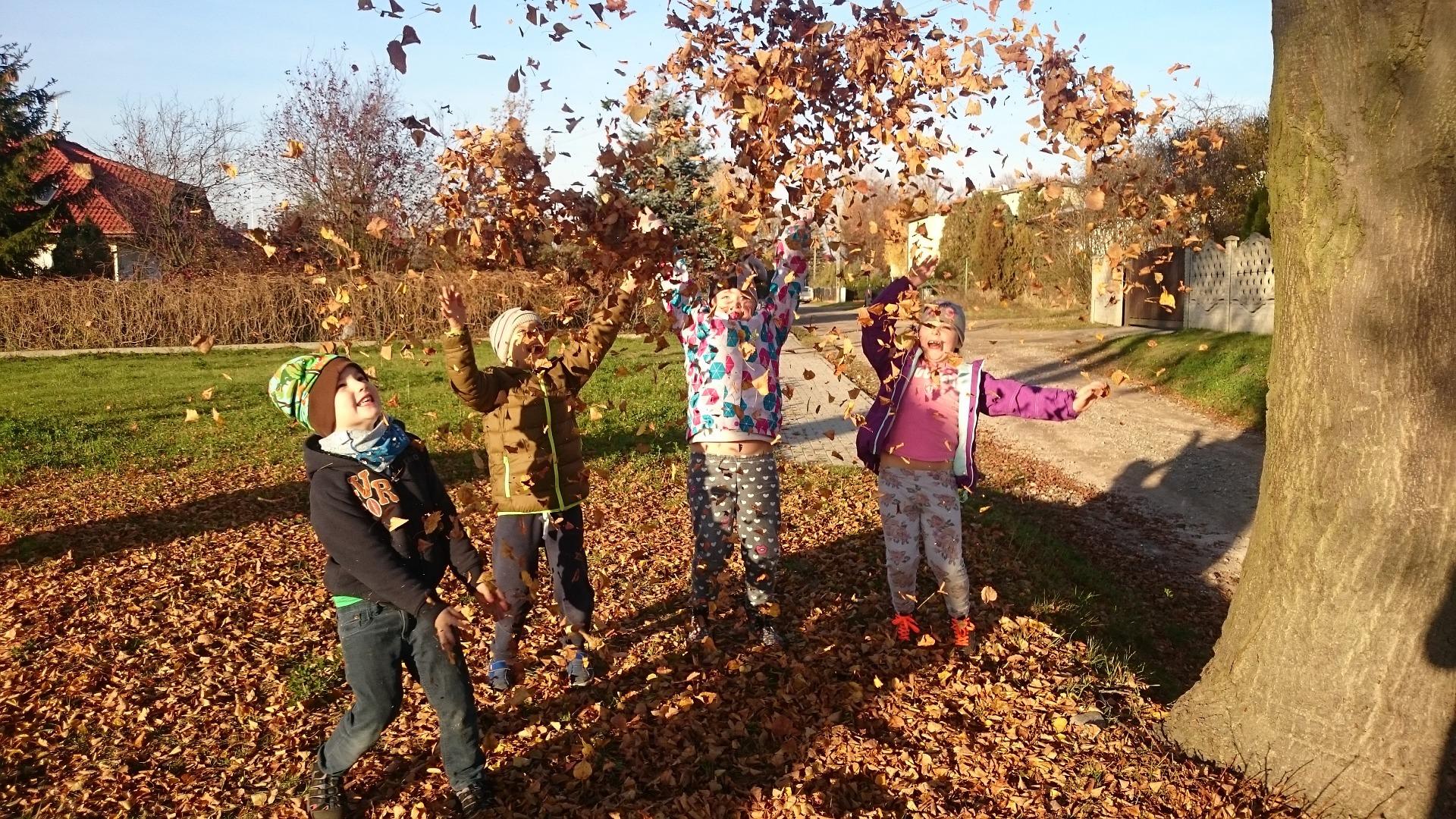 Pruszków. Grupa TUS dla dzieci w wieku 7-9 lat