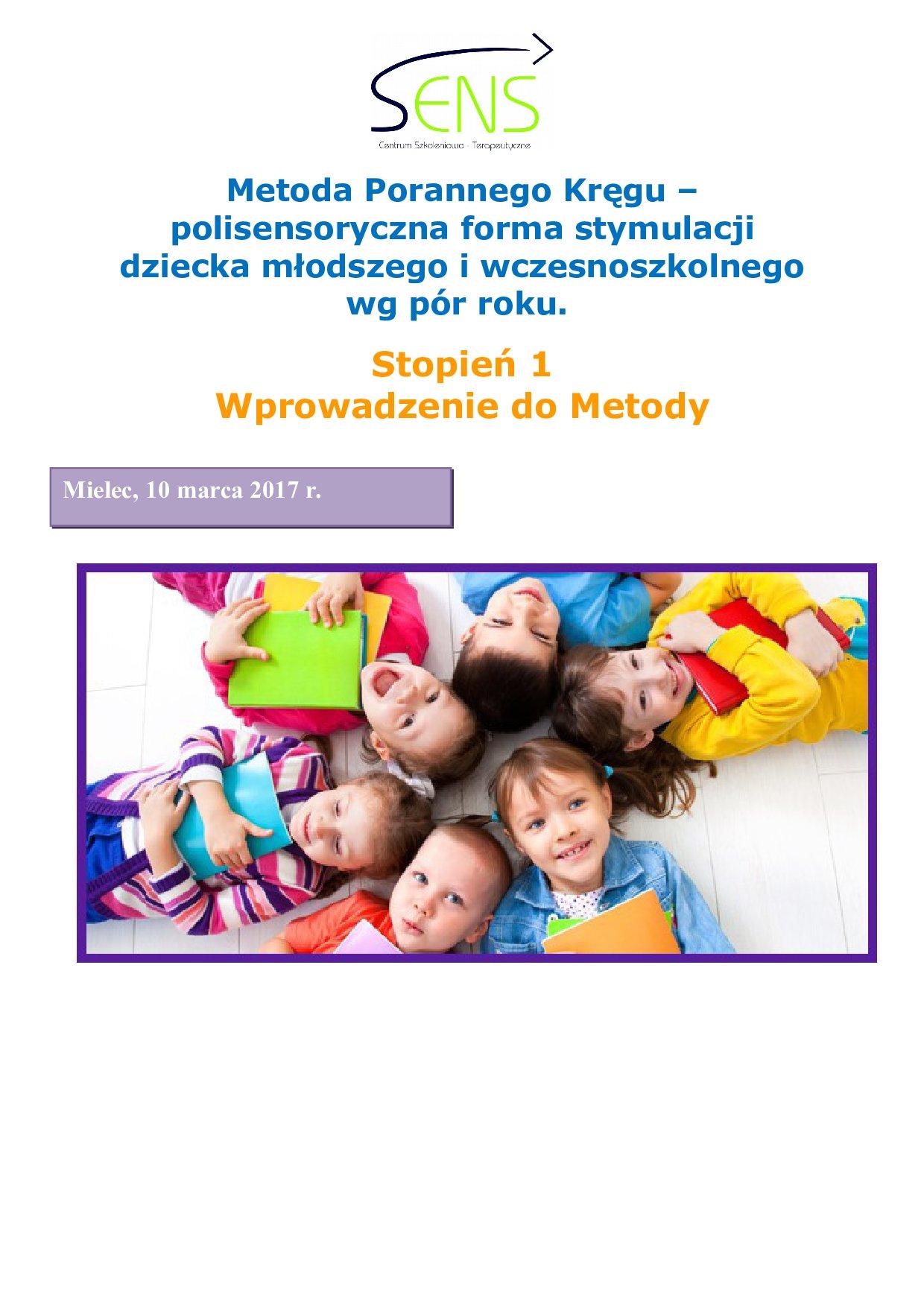 Mielec. Poranny krąg część 1. 10.03.2017 r.